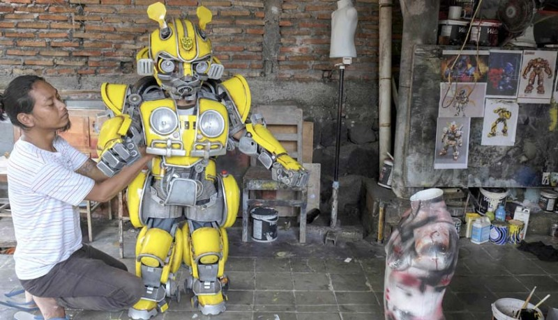 www.nusabali.com-kerajinan-kostum-robot