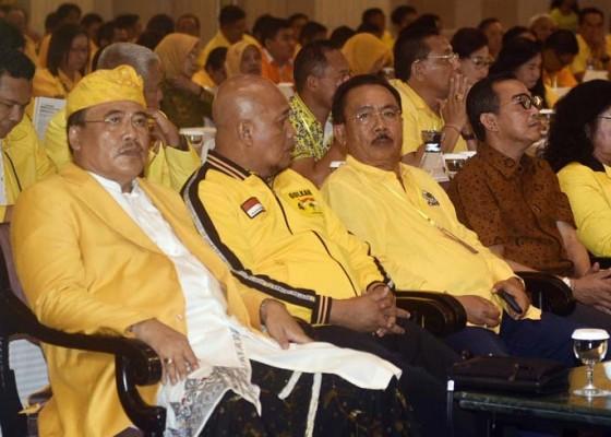Nusabali.com - golkar-harus-bisa-imbangi-lawan-kuat-di-pilkada-2020