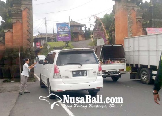 Nusabali.com - badan-pengelola-batur-geopark-rencana-tambah-loket-retribusi