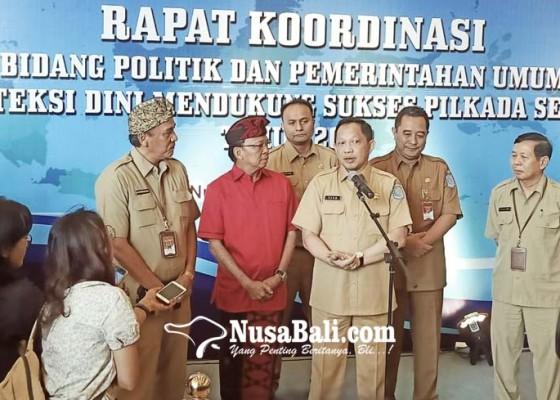 Nusabali.com - mendagri-boyong-rakor-pilkada-ke-bali