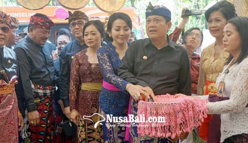 www.nusabali.com-peringati-hut-ke-232-pemkot-denpasar-gelar-apel-bersama