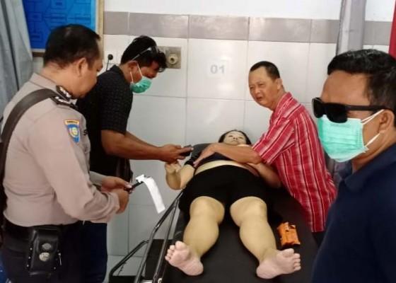 Nusabali.com - turis-malaysia-tewas-saat-wisata-air-di-nusa-penida