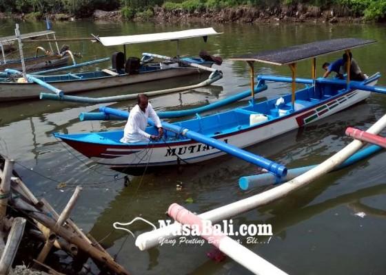 Nusabali.com - jukung-nostalgia-kembali-disiapkan-layani-pamedek