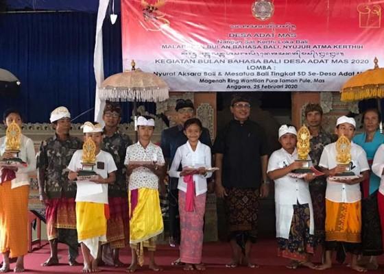 Nusabali.com - kppad-apresiasi-anak-anak-dalam-peringatan-bulan-bahasa-bali