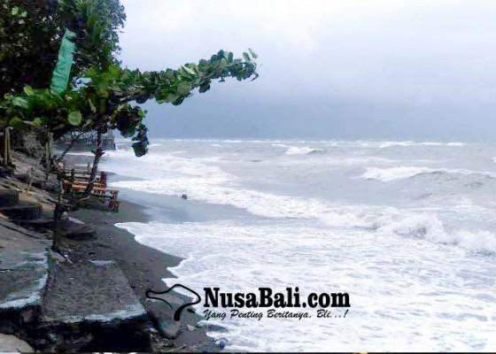 Nusabali.com - tempat-rekreasi-pantai-penimbangan-tutup