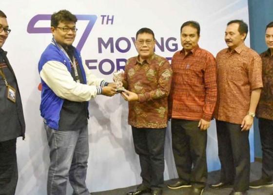 Nusabali.com - pemkot-denpasar-raih-penghargaan-indonesia-visionary-leader