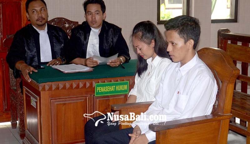 www.nusabali.com-dituntut-5-tahun-karena-aborsi-sejoli-pasrah