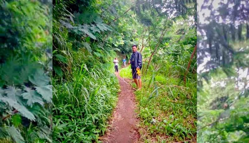 www.nusabali.com-pupr-bali-survei-jalur-evakuasi-gunung-agung