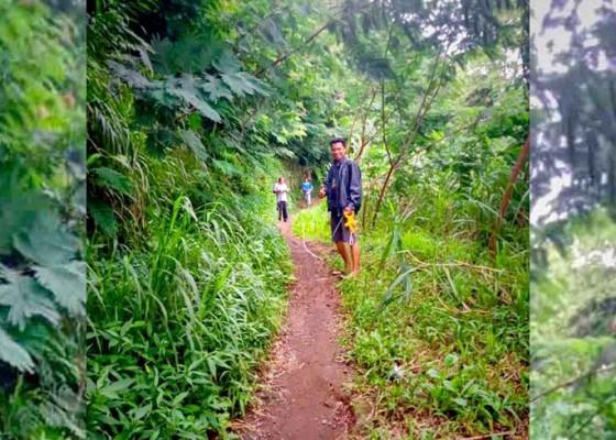 Nusabali.com - pupr-bali-survei-jalur-evakuasi-gunung-agung