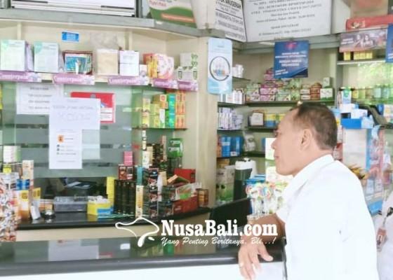 Nusabali.com - stok-masker-kosong-harga-sempat-melambung