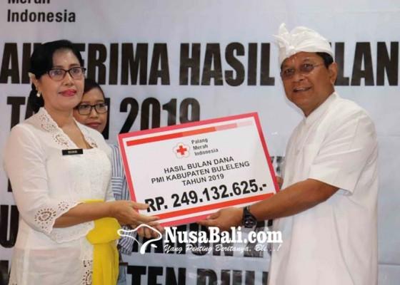 Nusabali.com - bulan-dana-pmi-buleleng-kumpulkan-lebih-rp-264-juta