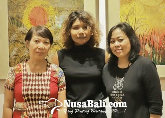 Nusabali.com - tiga-seniman-perempuan-bali-pamer-karya-pertiwi