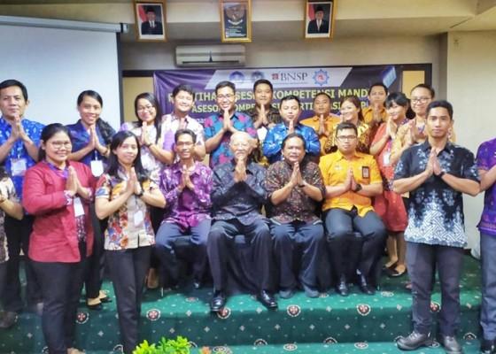 Nusabali.com - menyongsong-indonesia-emas-2045-lsp-smk-penerbangan-cakra-nusantara-siapkan-asesor-muda-kompeten-diakui-bnsp