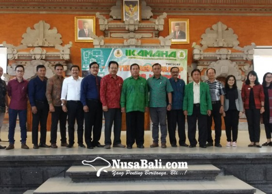 Nusabali.com - ikamaha-gelar-seminar-enterpeneurship