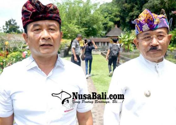 Nusabali.com - paket-dana-artha-pamer-di-hadapan-bupati