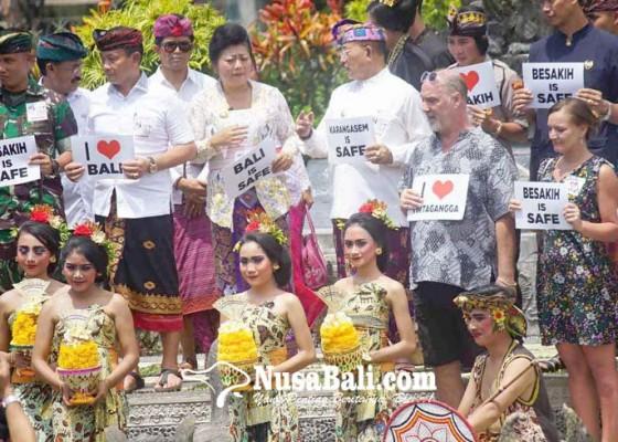 Nusabali.com - yakinkan-wisman-gelar-karangasem-is-safe