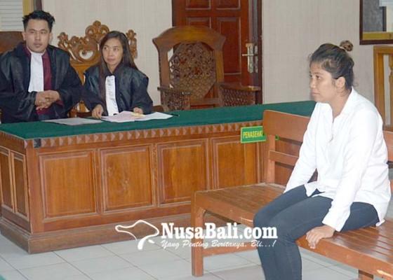 Nusabali.com - wanita-pengedar-shabu-divonis-45-tahun