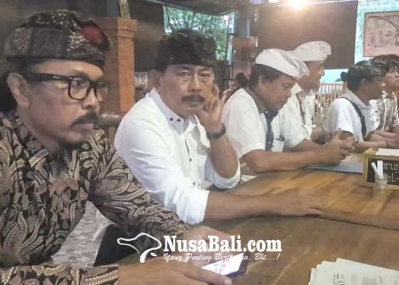 Nusabali.com - dipuput-tri-sadaka-libatkan-sarwa-pandita