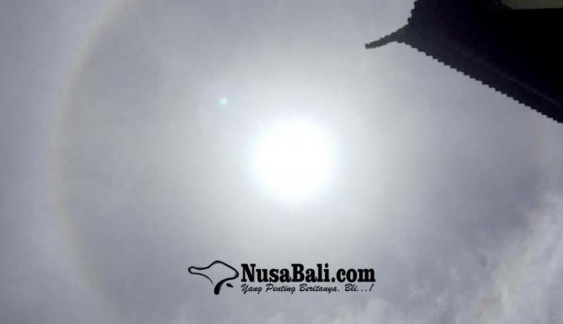 www.nusabali.com-fenomena-halo-matahari-tak-berdampak-peristiwa-lain