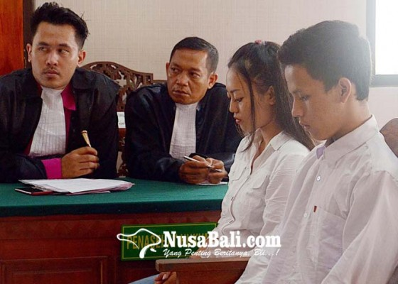 Nusabali.com - aborsi-sejoli-divonis-35-tahun