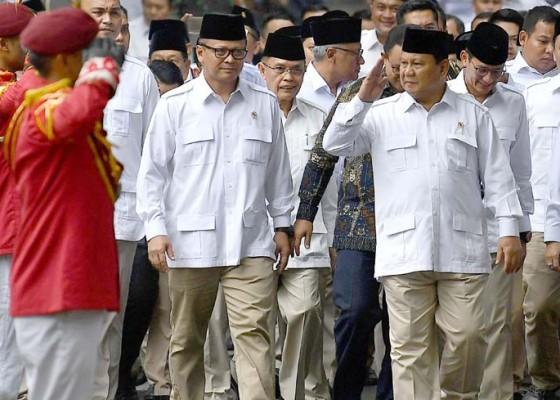 Nusabali.com - mayoritas-daerah-rekomendasikan-prabowo-ketum-gerindra-lagi