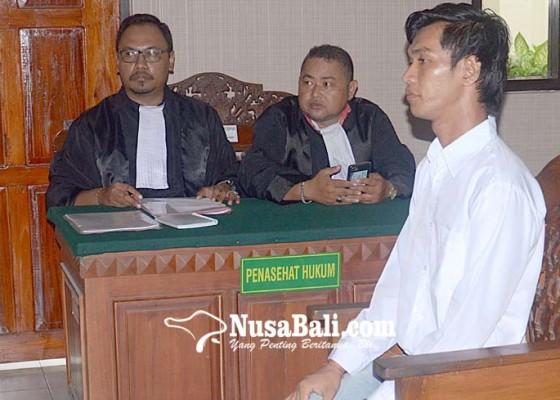 Nusabali.com - divonis-14-tahun-kurir-shabu-langsung-pucat
