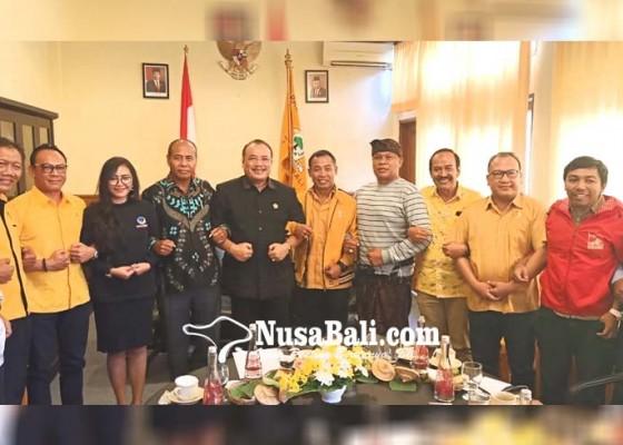 Nusabali.com - golkar-bali-bermanuver-rangkul-parpol-non-pdip