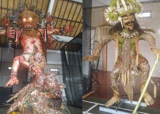 Nusabali.com - tema-ki-kayu-curiga-bahan-dari-bambu-hingga-jagung