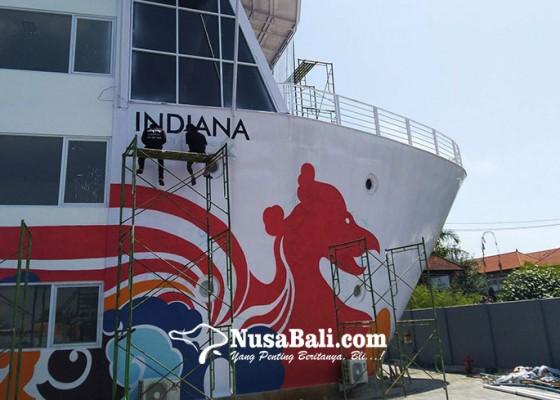 Nusabali.com - unik-gedung-sekolah-di-ubud-ini-berbentuk-kapal-pesiar