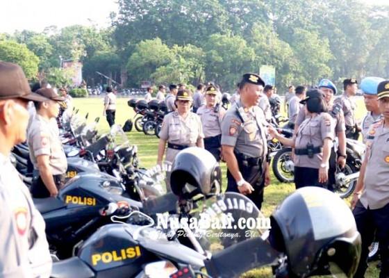 Nusabali.com - kerahkan-500-personel-kapolres-badung-ingin-nyepi-aman