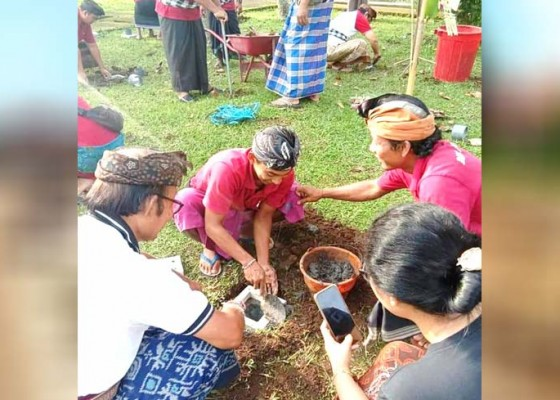 Nusabali.com - desa-penebel-siapkan-ribuan-biopori