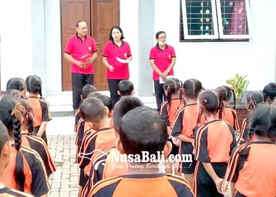 Nusabali.com - antisipasi-corona-disdikpora-cek-kesiapan-di-sekolah