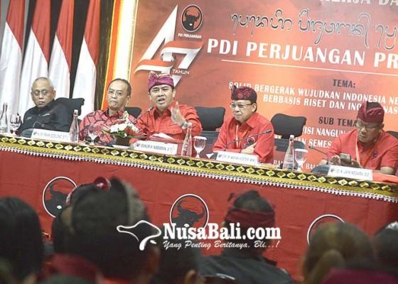 Nusabali.com - pdip-kerahkan-pasukan-multinasional