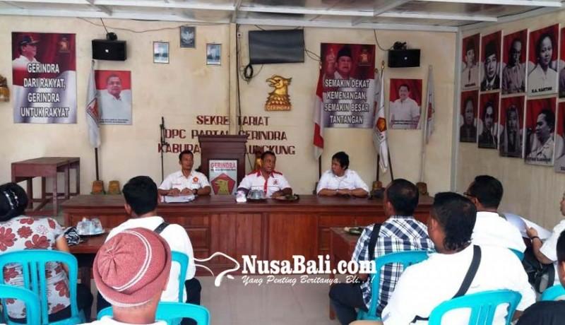 www.nusabali.com-gerindra-klungkung-dukung-prabowo-jadi-ketua-umum-dan-presiden-2024