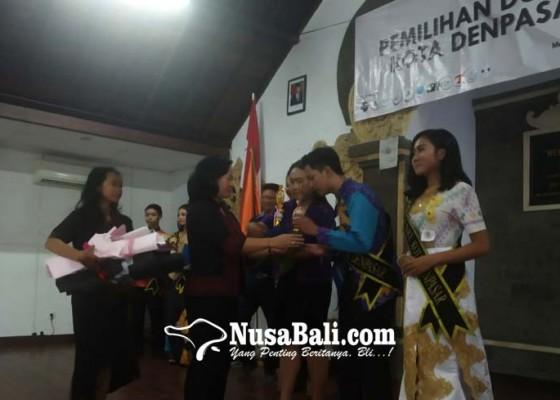 Nusabali.com - bkkbn-kukuhkan-duta-genre-denpasar-2020