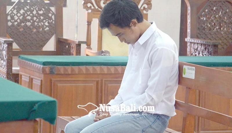 www.nusabali.com-penganiaya-anak-hingga-patah-tulang-dituntut-3-tahun