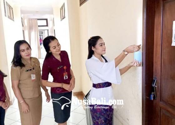 Nusabali.com - cegah-corona-sejumlah-opd-di-jembrana-sediakan-hand-sanitizer