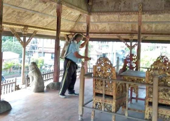 Nusabali.com - objek-wisata-kertha-gosa-dispraying
