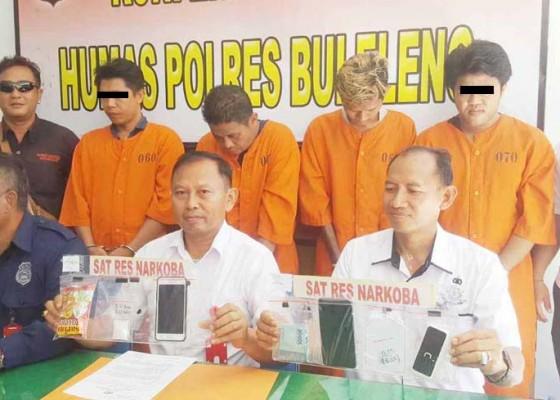 Nusabali.com - sabhu-dimasukkan-gelas-mie-pegawai-lapas-diringkus