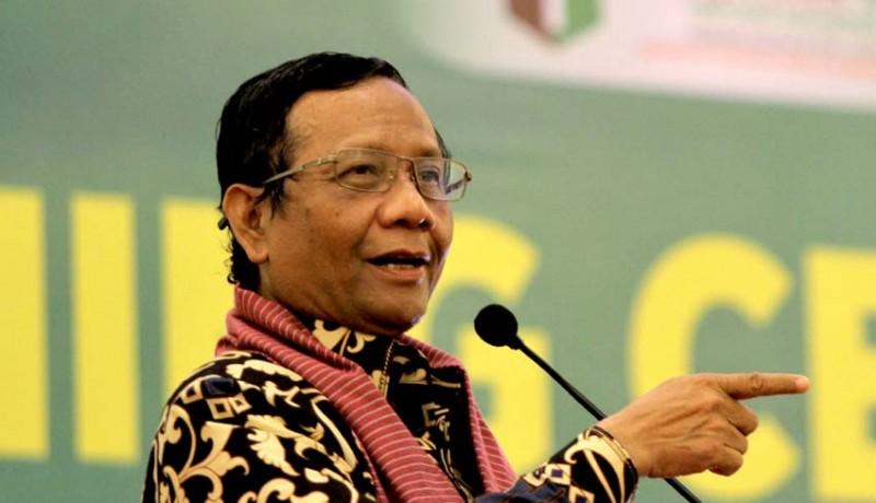 www.nusabali.com-mahfud-pelantikan-pps-di-kecamatan-antisipasi-corona