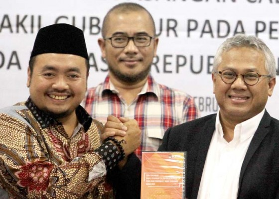 Nusabali.com - bawaslu-akan-bahas-aturan-kampanye-pilkada-2020