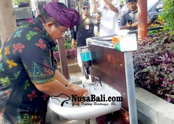 Nusabali.com - bupati-buleleng-canangkan-perilaku-hidup-bersih-dan-sehat