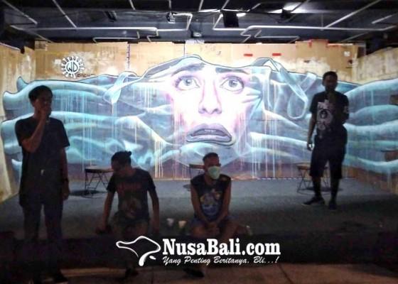 Nusabali.com - wild-drawing-lukisan-mural-di-kardus-bekas
