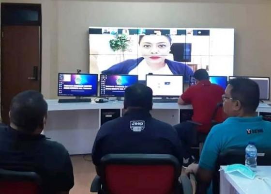 Nusabali.com - kurangi-kontak-rapat-secara-online