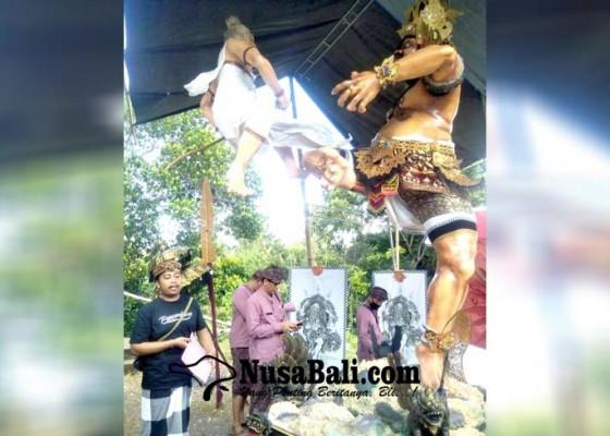 Nusabali.com - parade-batal-15-ogoh-ogoh-tetap-dinilai