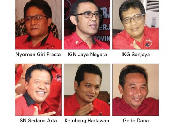 Nusabali.com - pdip-tangguhkan-proses-rekomendasi-calon-kepala-daerah