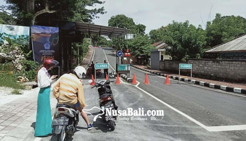 www.nusabali.com-karyawan-tetap-kerja-objek-wisata-uluwatu-dan-labuan-sait-ditutup