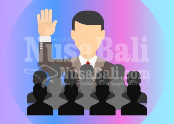 Nusabali.com - gerindra-bangli-rombak-pengurus-yang-vakum