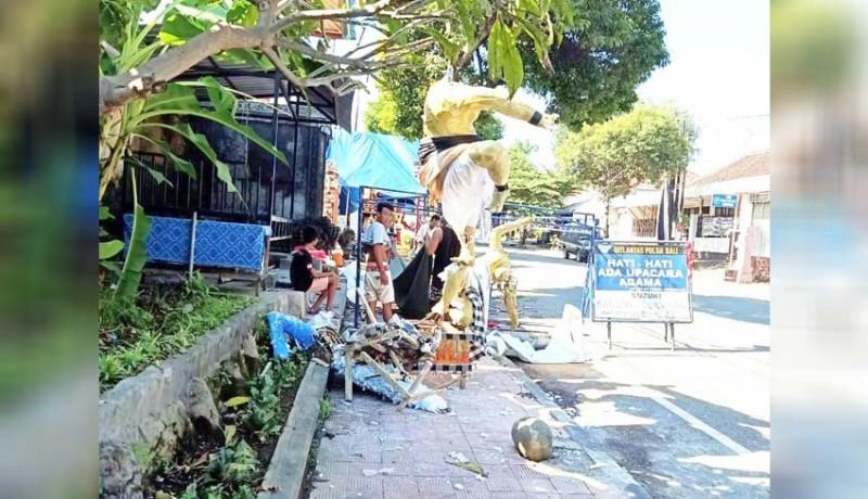 www.nusabali.com-pengarakan-ogoh-ogoh-di-buleleng-bakal-ditindak-tegas
