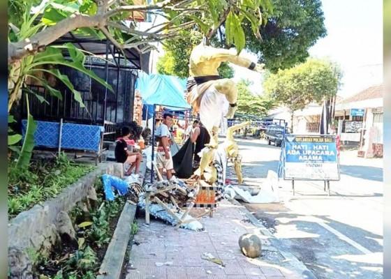 Nusabali.com - pengarakan-ogoh-ogoh-di-buleleng-bakal-ditindak-tegas